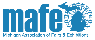 Michigan Fairs and Exhibitions Logo